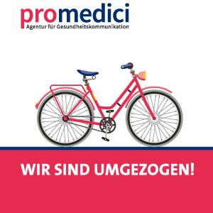 promedici – Wir sind umgezogen!
